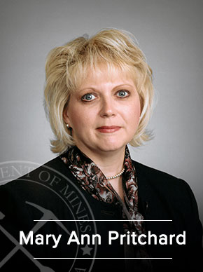 Mary Ann Pritchard headshot